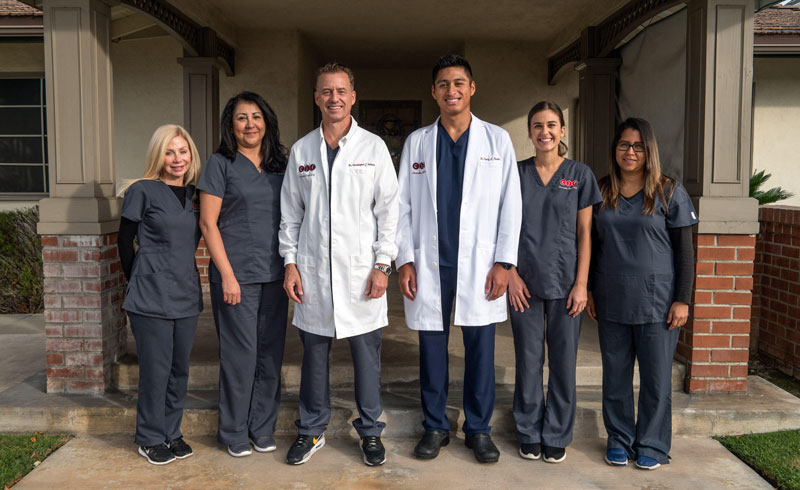 Neuromuscular Dentistry Dr. Fortinos at Orange California