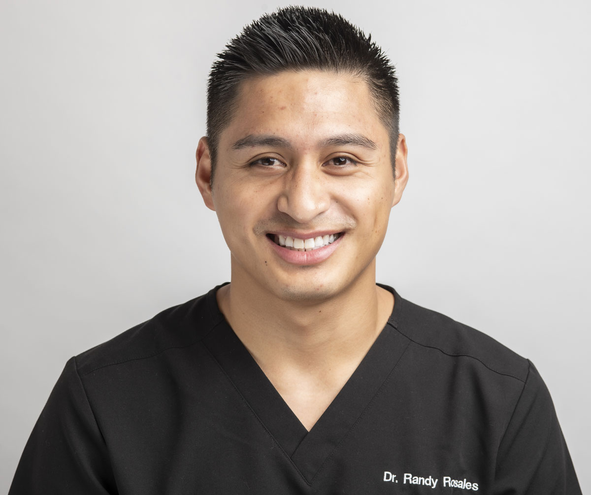 Dr. Rosales oral surgery and cosmetic dentistry at Orange